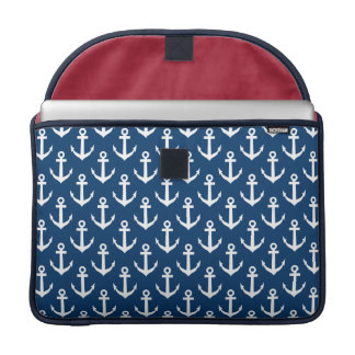 Nautical theme MacBook Pro laptop sleeve | 15 inch Sleeve For MacBooks