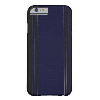 Navy Blue & Black iPhone 6 case