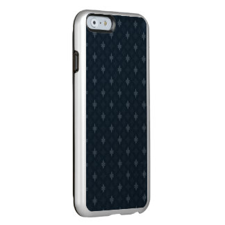 Navy Blue Gray - Design for Men - iPhone 6 Cases Incipio Feather® Shine iPhone 6 Case