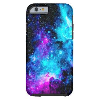 Nebula Galaxy Stars Colorful Tough iPhone 6 Case