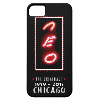 NEO CHICAGO THE ORIGINAL iPhone 5 COVERS