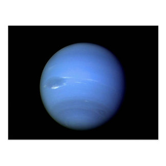 Neptune Planet in our solar system Postcard