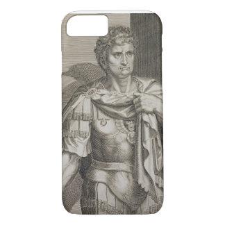 Nero Claudius Caesar Emperor of Rome 54-68 AD engr iPhone 7 Case