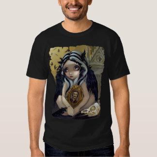 Nevermore - Edgar Allan Poe - Gothic Fairy Shirt