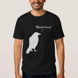 Nevermore Raven - Edgar Allen Poe Shirt