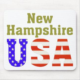 New Hampshire USA! Mouse Pad