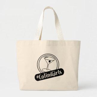 New Logo Jumbo Tote Bag