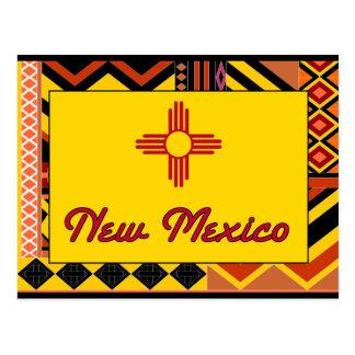 New Mexico Santa Fe Postcard