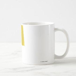 New Mexico Waving Flag Basic White Mug