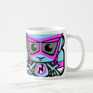 New Wave Mascot Basic White Mug