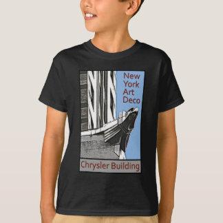 New York Art Deco - Chrysler Building Eagle Tees