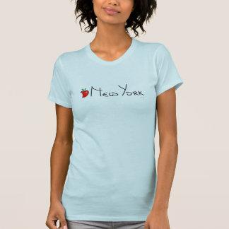 New York Big Apple Love Cool T Shirts
