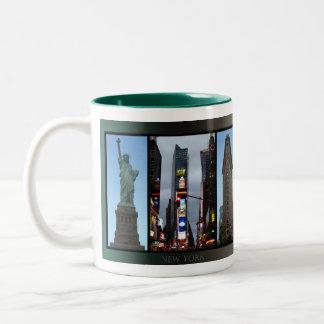 New York Mug New York Landmark Coffee Cup