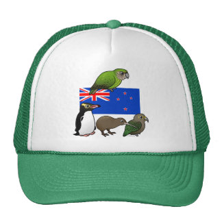 New Zealand Birdorables Cap