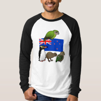 New Zealand Birdorables Shirts
