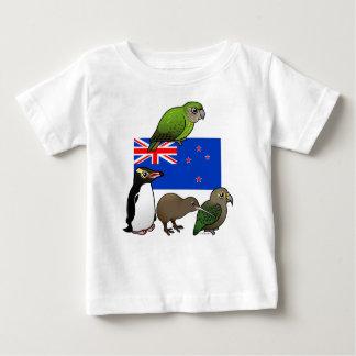 New Zealand Birdorables T Shirts