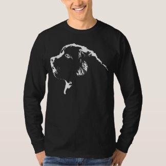 Newfoundland Shirt Long Sleeve Newfoundland Dog