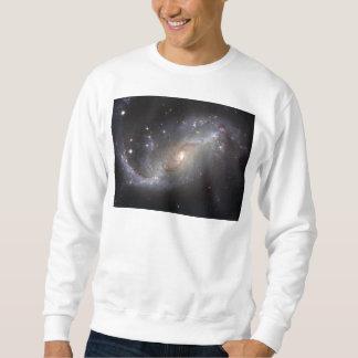 NGC 1672 Barred Spiral - Hubble Space Telescope Sweatshirt