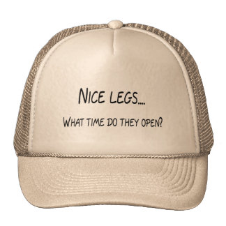 Nice Legs What Time Do They Open Cap