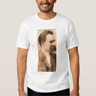 Nietzsche's actual world t shirt
