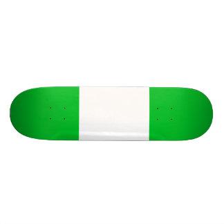 Nigeria Flag Skateboards