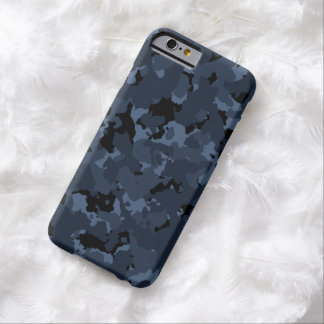 Night Camo Barely There iPhone 6 Case