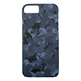 Night Camo iPhone 7 Case