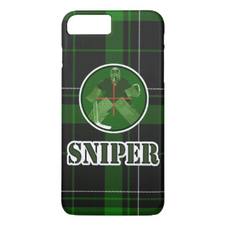 Night Vision Ice Hockey Sniper Phone Case
