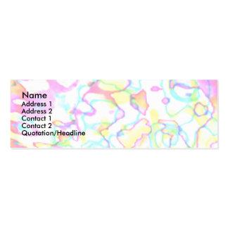 Nikita Blend Pack Of Skinny Business Cards