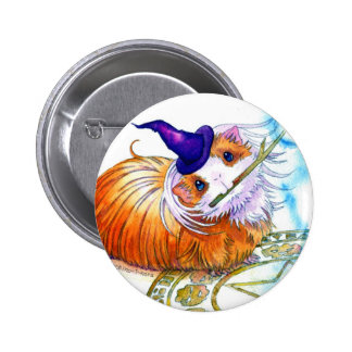 Nile the Great Magician 6 Cm Round Badge