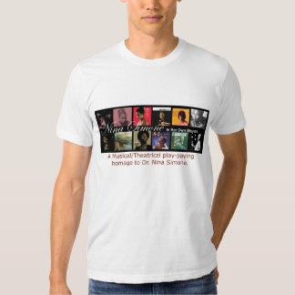 Nina Simone: In Her Own Words Tshirt