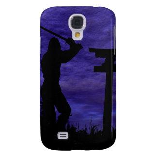 Ninja Attack Galaxy S4 Case