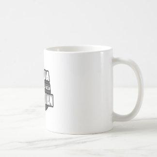 Ninja Optician Basic White Mug