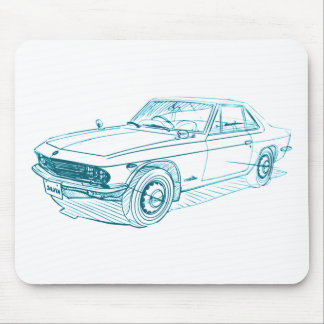 Nis Silvia CSP311 1964 Mouse Pad