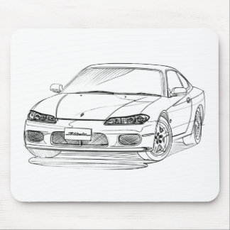 Nis Silvia S15 1999 Mouse Pad