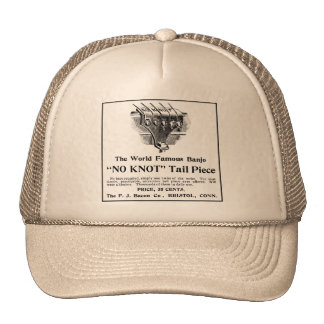 No Knot Ad Truckers Hat