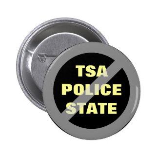 No TSA Police State Button
