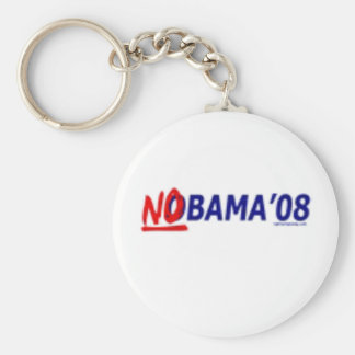 Nobama 08 KeyChain