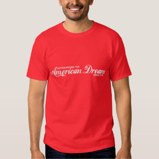 NOCTRL - Outsourcing the American Dream Shirt