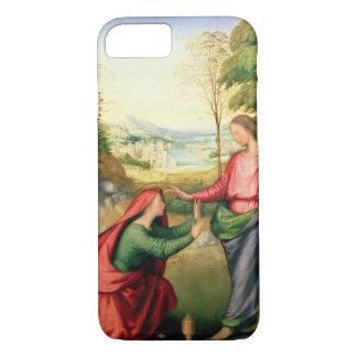 Noli me Tangere, c.1508 (oil on canvas) iPhone 7 Case