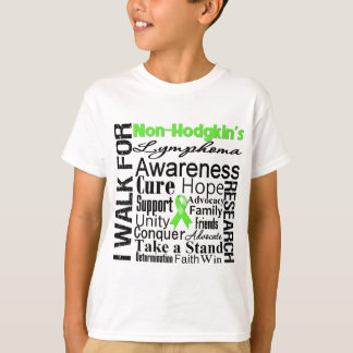 Non-Hodgkins Lymphoma Awareness Walk Shirts