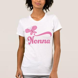 Nonna Butterfly Gift T Shirt