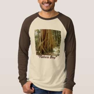 Noosa Forest Earth Day Ficus Tree T Shirts