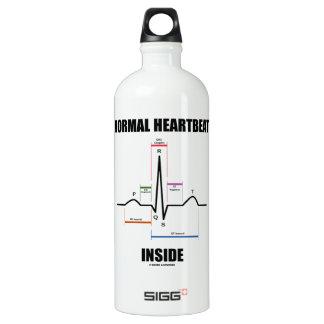 Normal Heartbeat Inside ECG EKG Electrocardiogram SIGG Traveller 1.0L Water Bottle