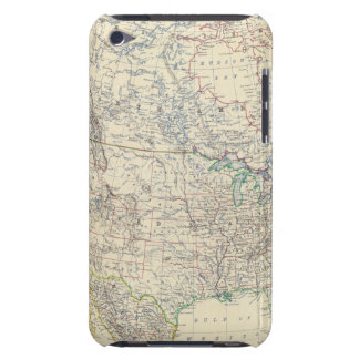 North America 20 Barely There iPod Covers