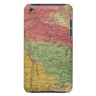 North America 9 iPod Touch Case