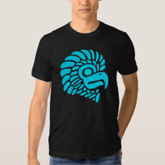 North American Indian Eagle Design T-shirt
