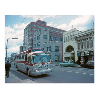 North Main St. Wilkes-Barre Pa. Postcard