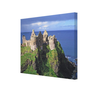 Northern Ireland, County Antrim, Dunluce Gallery Wrapped Canvas