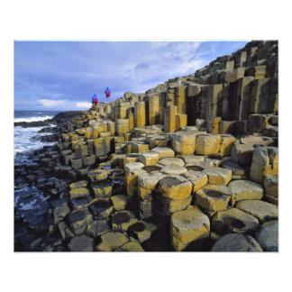 Northern Ireland, County Antrim, Giant's Photograph